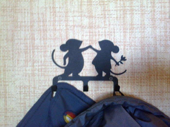 крючки мышки от duckanddog