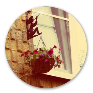 отзыв о держателе для цветов
