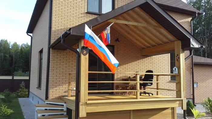 кронштейны для флагов