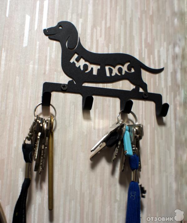 Крючок универсальный Duck & Dog