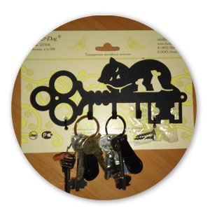фото ключницы duck and dog